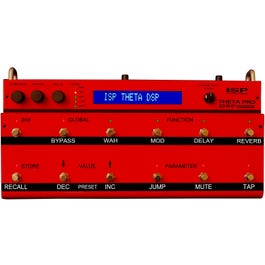 Image for Theta Pro DSP Preamp/Multi-Effects Processor from SamAsh