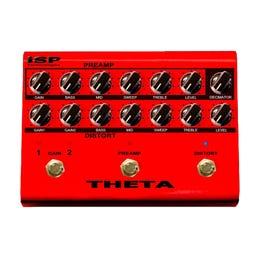 ISP Technologies Theta Guitar Preamp Pedal