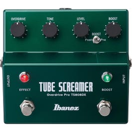 Image for TS808DX Overdrive Pro Tube Screamer/Booster Guitar Effect Pedal from SamAsh