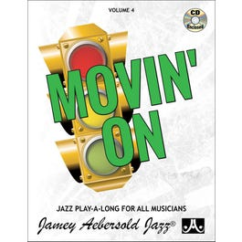 Jamey Play A Long Vol 4 Movin On (Book & CD
