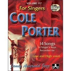 Image for Play A Long Vol 117 Cole Porter For Singers (Book and 2 CDs) from SamAsh