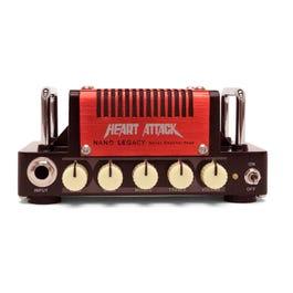 Image for Heart Attack 5 Watt Guitar Amplifier Head from SamAsh