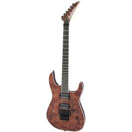 Image for Pro Soloist SL2P MAH Electric Guitar (Caramel Burl) from Sam Ash