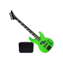 Image for JS Series Concert Minaion JS1X Bass w/ TB10 Bass Amplifier Neon Green from SamAsh