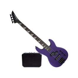 Image for JS Series Concert Minaion JS1X Bass w/ TB10 Bass Amplifier Pavo Purple from SamAsh