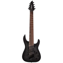 Image for X Series Soloist Arch Top SLATX8Q MS Multiscale 8-String Electric Guitar from SamAsh