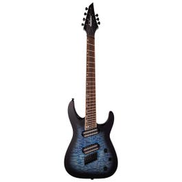 Image for X Series Soloist Arch Top SLATX7Q MS Multiscale 7-String Electric Guitar from SamAsh