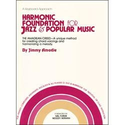 Image for Harmonic Foundation For Jazz And Popular Music from SamAsh
