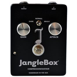 Image for JangleBox Compressor/Sustainer Effect Pedal from SamAsh