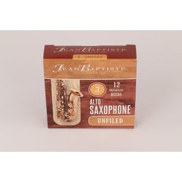 Image for Unfiled Alto Saxophone Reeds (Select Strength) from SamAsh