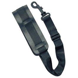 Image for Designer Style Web Saxophone Strap (Black) from SamAsh