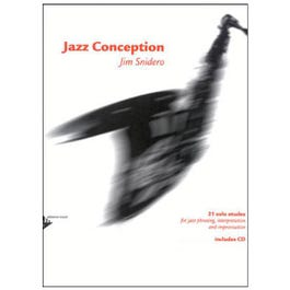 Image for Jazz Conception for Bass Trombone (Book and CD) from SamAsh