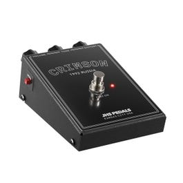 Image for Legends of Fuzz Crimson Overdrive Guitar Effect Pedal from SamAsh