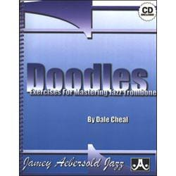 Image for Doodles Exercises and Etudes for Mastering Trombone (Book and CD) from SamAsh