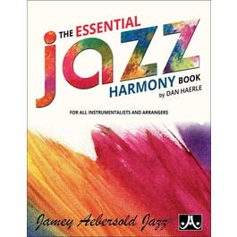 Image for The Essential Jazz Harmony Book from SamAsh