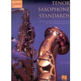 Jamey Tenor Sax Standards