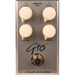 J. Rockett Audio Designs GTO Tour Series Guthrie Trapp Overdrive Guitar Effects Pedal