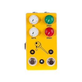 Image for Honey Comb Deluxe V2 Tremolo Pedal from SamAsh