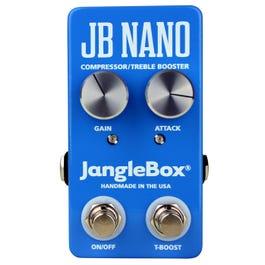 Image for JB Nano Compressor/Treble Booster Effect Pedal from SamAsh