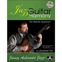Aebersold Jazz Guitar Harmony
