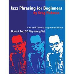 Image for Jazz Phrasing for Beginners - Bk/2CDs from SamAsh