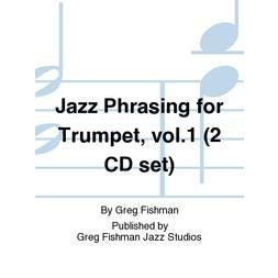 Jamey Jazz Phrasing for Trumpet, vol.1 (2 CD set)