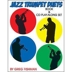 Image for Jazz Trumpet Duets (Book and CD) from SamAsh