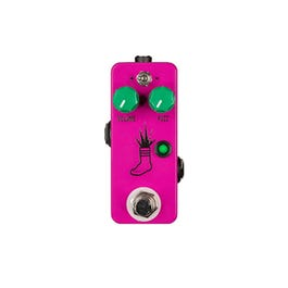Image for Pedals Mini Foot Fuzz V2 Guitar Effects Pedal from SamAsh
