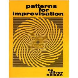 Image for Patterns For Improvisation By Oliver Nelson from SamAsh