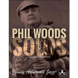 Aebersold Phil Woods Solos