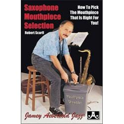 Image for Saxophone Mouthpiece Selection from SamAsh