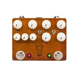 Image for Sweet Tea V3 2-in-1 Overdrive Guitar Effects Pedal from SamAsh