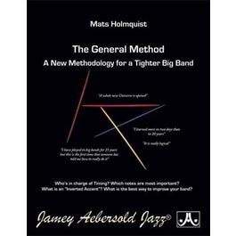 Image for The General Method: A New Methodology For A Tighter Big Band from SamAsh