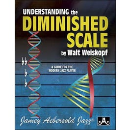 Jamey UNDERSTANDING THE DIMINISHED SCALE:A Guide For The Modern Player