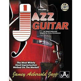 Jamey Vol. 1 How To Play Jazz - For Guitar