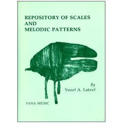 Image for Repository of Scales and Melodic Patterns from SamAsh