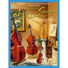 Kjos Introduction To Artistry In Strings - Cello (Book & CD)
