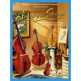 Kjos Introduction To Artistry In Strings - Viola (Book & CD)