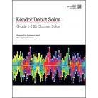 Kendor Music Kendor Debut Solos - Bb Clarinet with MP3s