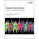 Kendor Music Kendor Debut Solos - Bb Tenor Sax with MP3s