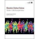 Kendor Music Kendor Debut Solos - Bb Trumpet with MP3s