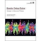 Kendor Music Kendor Debut Solos - Horn in F - Piano Accompaniment