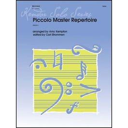 Kendor Music Piccolo Master Repertoire-Flute Solo