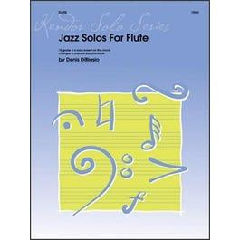 Kendor Music Jazz Solos For Flute