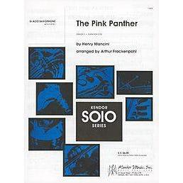 Kendor Music The Pink Panther (Alto Saxophone/Piano)