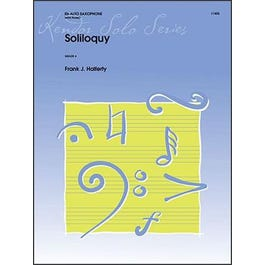 Kendor Music Soliloquy-Alto Sax Solo