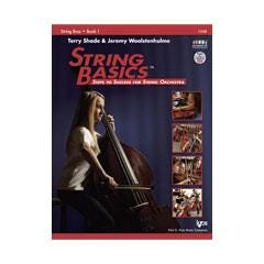Image for String Basics - Book 1 - String Bass (Book and DVD) from SamAsh