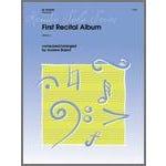 Kendor Music First Recital Album-Trumpet Solo with Piano Accompaniment