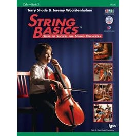 Image for String Basics - Book 3 - Cello-BDVD from SamAsh