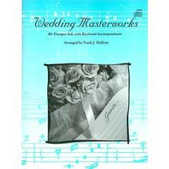Image for Wedding Masterworks-Trumpet Solo w. Keyboard Accompaniment (Book and CD) from SamAsh